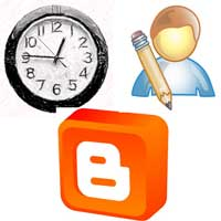 How to hide / remove post date, time and author name in Blogger posts