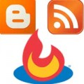 setup feedburner feeds blogger