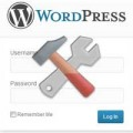 customizing wordpress login page logo