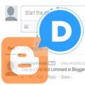 disqus comment system blogger