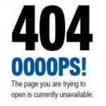 page not found 404 redirect homepage blogger
