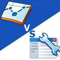 The difference between Google webmaster tools vs Google Analytics