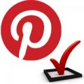 pinterest verify blogger account