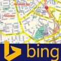 insert embed bing maps website