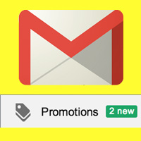 How to receive emails in Gmail primary inbox