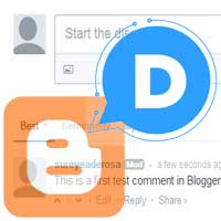 How to add / integrate Disqus on Blogger blog – Disqus comment system