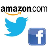 Put / embed Amazon affiliate links in Facebook and Twitter