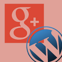 How to add Google plus badge to wordpress site, Google plus 1 button