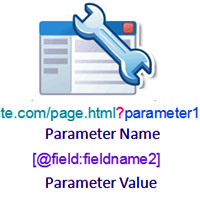 How to use URL parameters in Google webmaster tools to avoid duplicate content