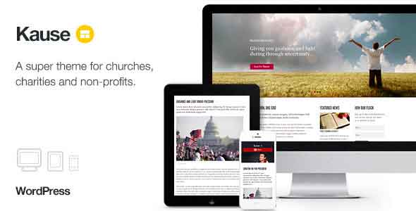 Kause super theme for churches
