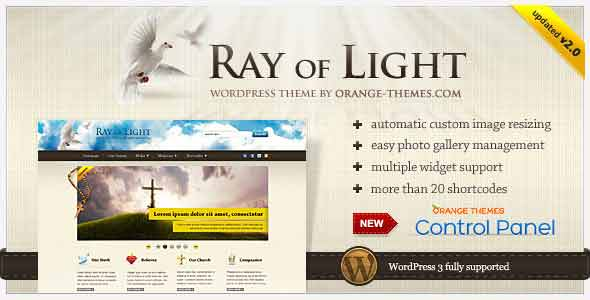 Ray of light, religious movements