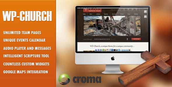 wp church theme